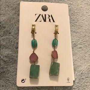 Zara Stone Earrings